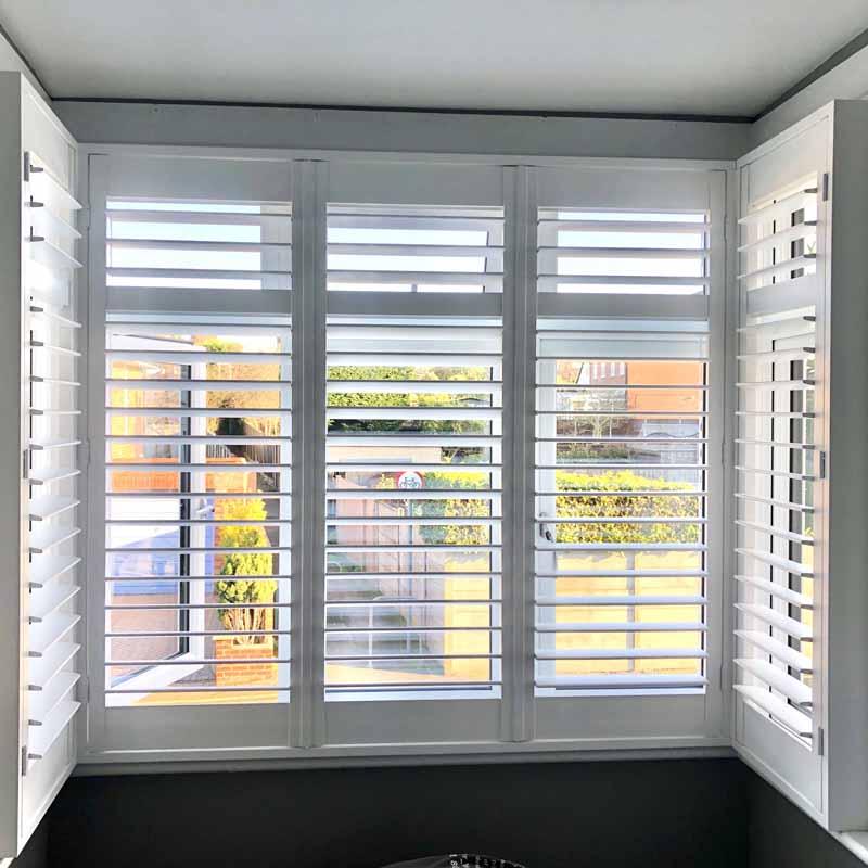 Window Shutters - known as platation shutters